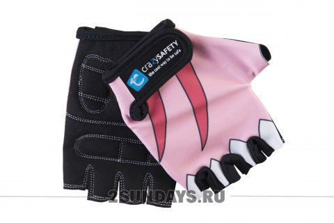 Crazy Safety Pink Shark