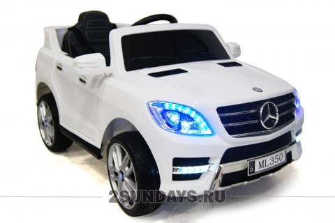 MERCEDES-BENZ ML350 белый