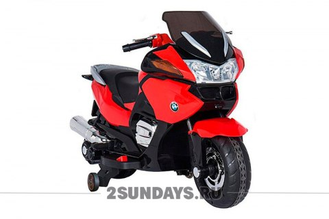 BMW R1200RT Red