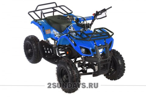 MOTAX ATV X-16 Mini Grizlik с м/с синий