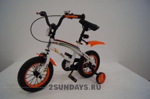 Riverbike Q-16 orange