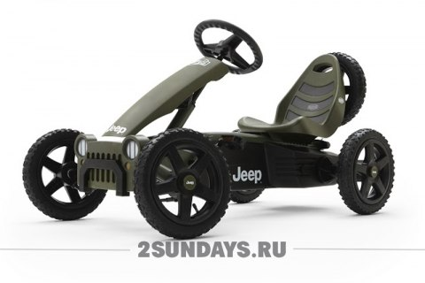 BERG Jeep Adventure BFR